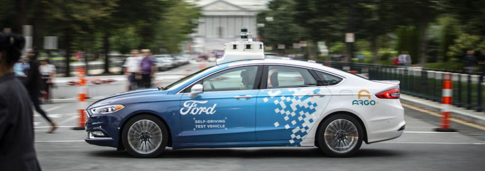 Ford will test self-driving cars in Washington, DC, with an emphasis on 'equity'