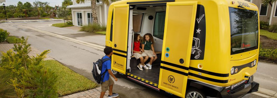 Self-driving school bus project shut down by the government