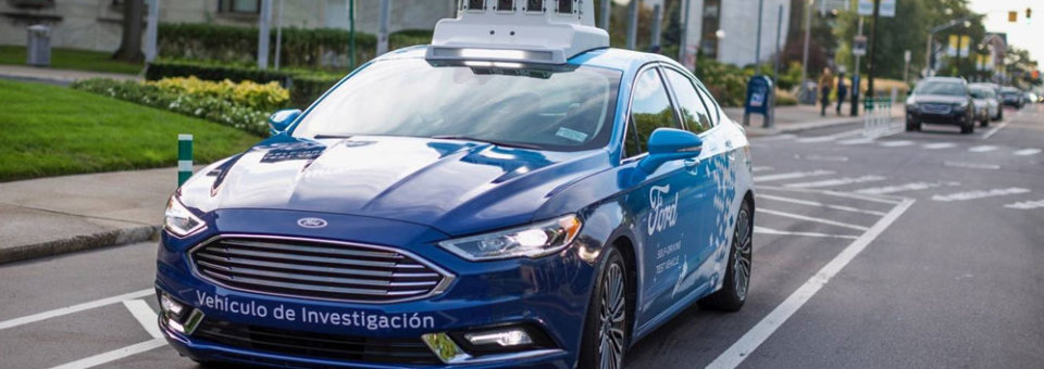 Ford, Michigan State University expand autonomous driving research program