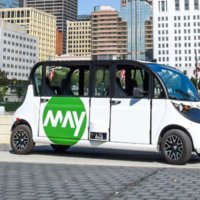 Ohio's first self-driving shuttle service begins on December 10th