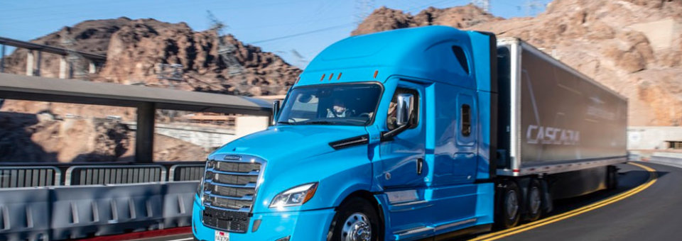 Daimler's semi-autonomous truck puts self-driving features on the road