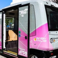 No driver? No problem when Vancouver, Surrey put driverless shuttle to the test
