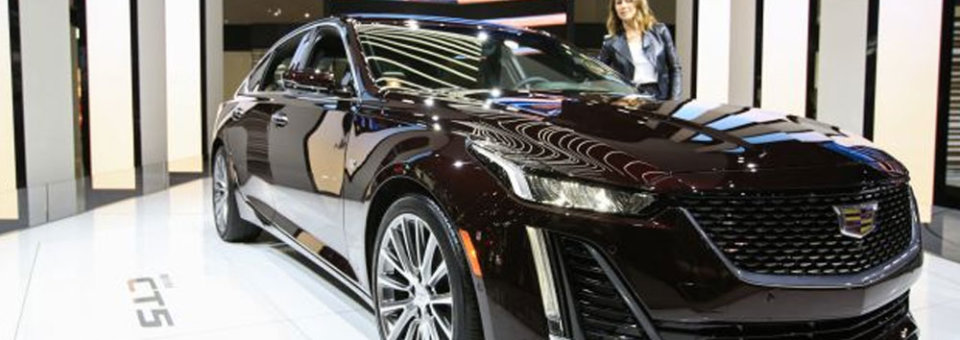 Cadillac commits to sedans with CT5 semi-autonomous car debut at New York auto show