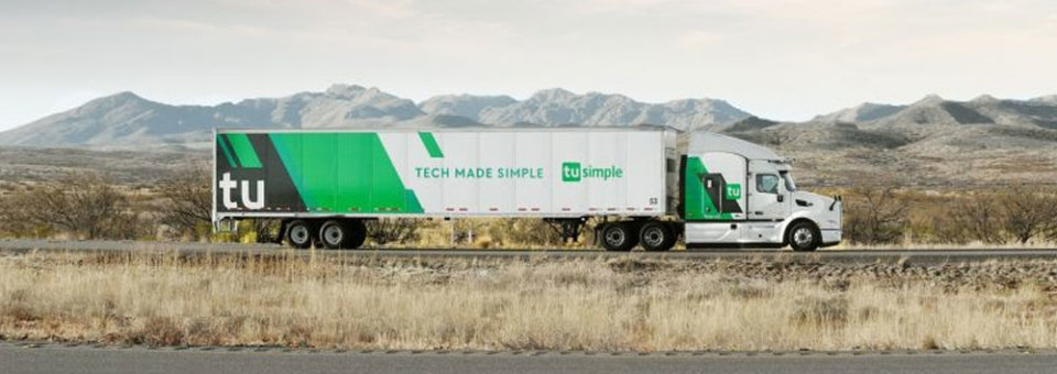 Amazon reportedly considering acquisition of driverless startup TuSimple