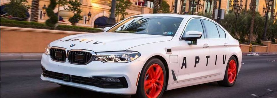 Lyft and Aptiv have completed 50,000 self-driving car rides in Las Vegas